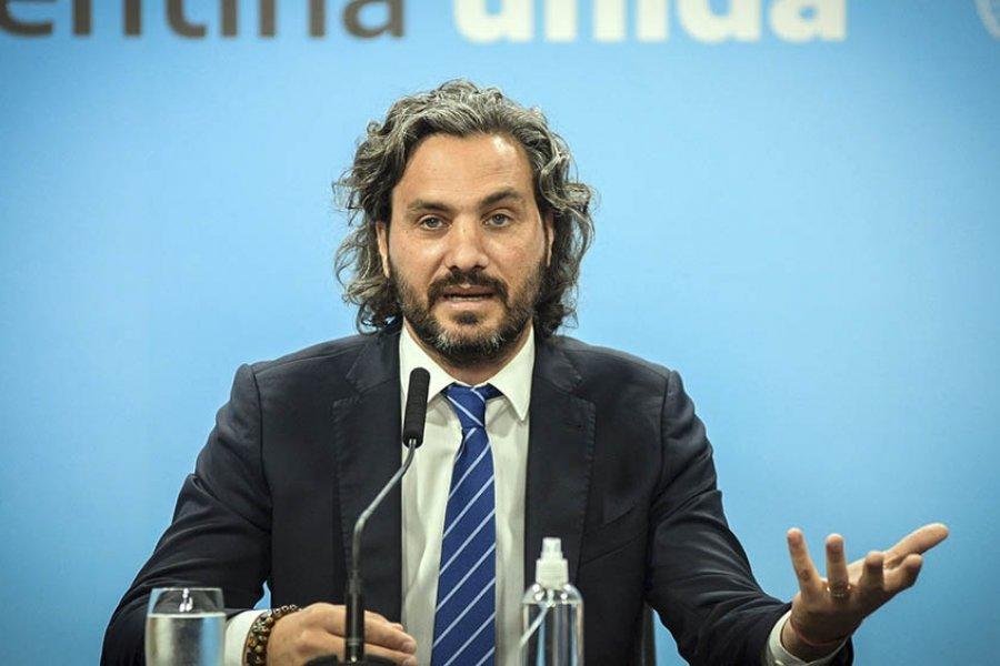 """Cafiero: """"Argentina y Chile están dando pasos concretos para renovar la integración regional"""""""