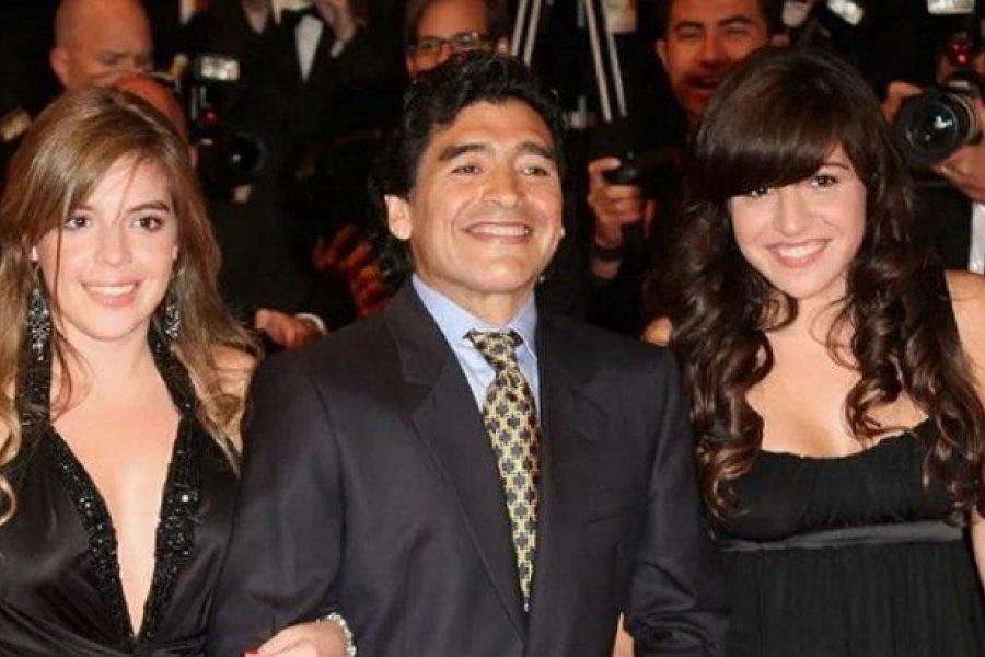 Tras los audios entre médico y psiquiatra, las hijas de Maradona piden cárcel