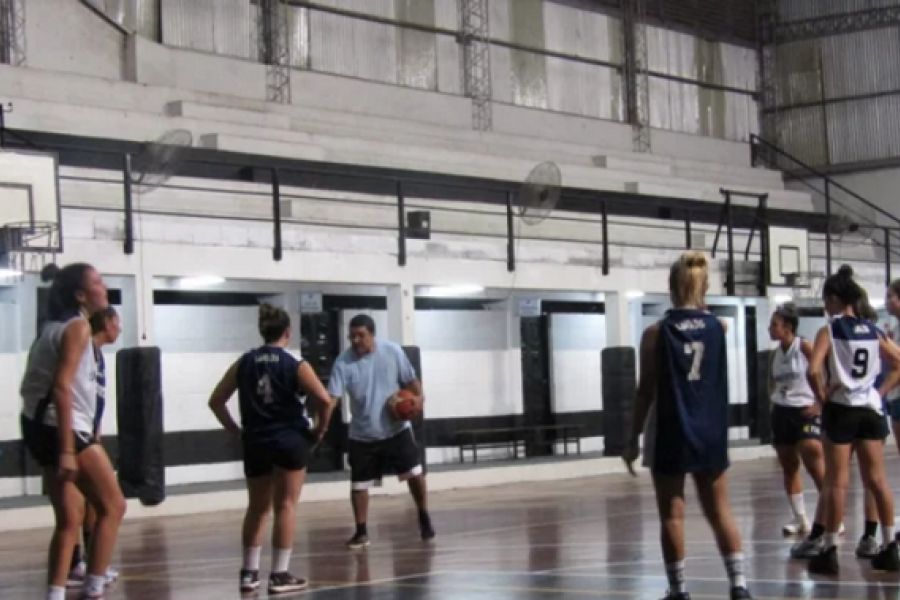 Corrientes Básquet pone en marcha su segunda semana de preparación