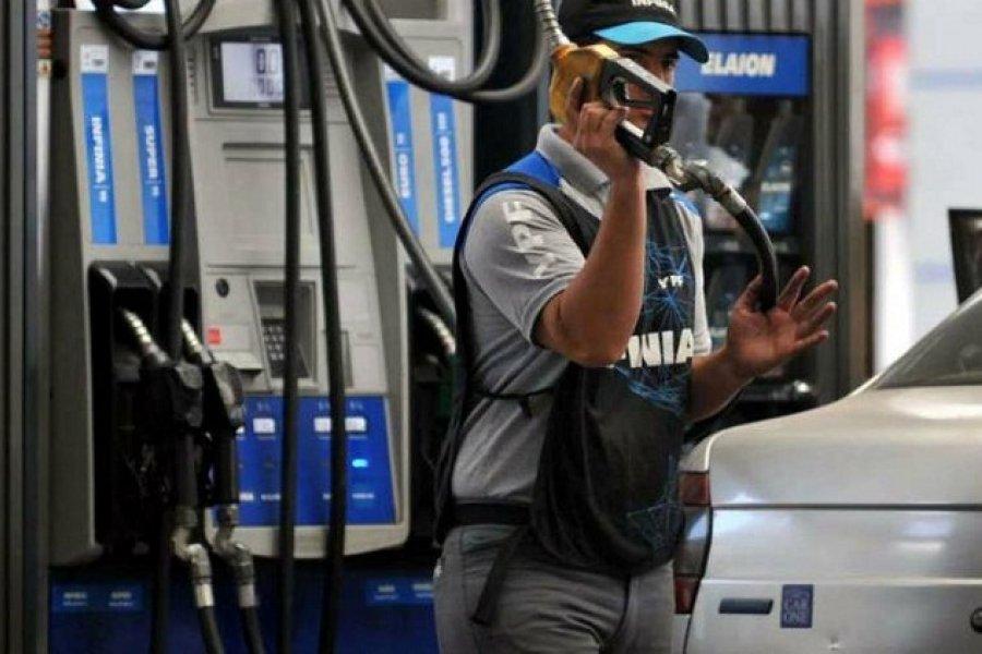 Nuevo aumento de combustibles de YPF