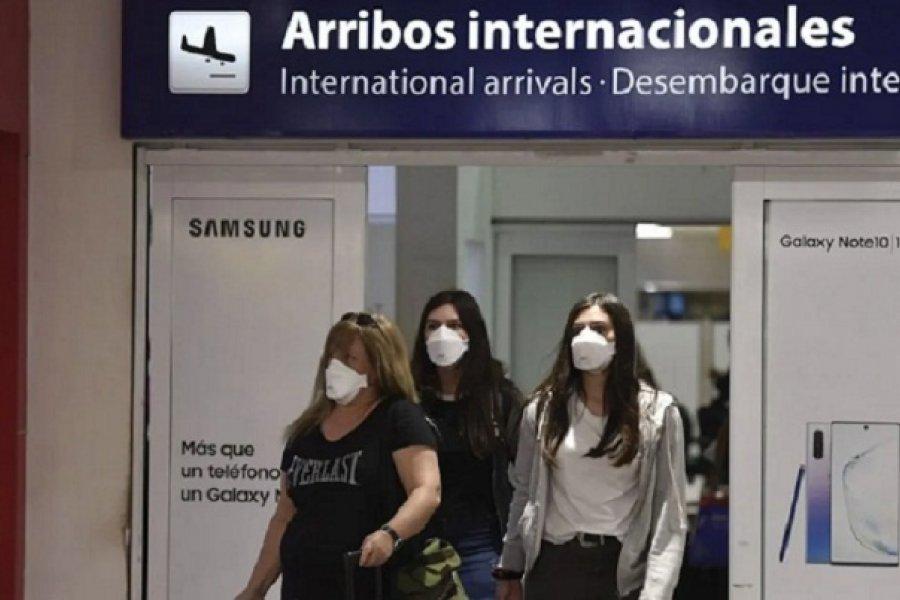 El Gobierno prorrogó hasta el 28 de febrero el cierre de fronteras por el coronavirus
