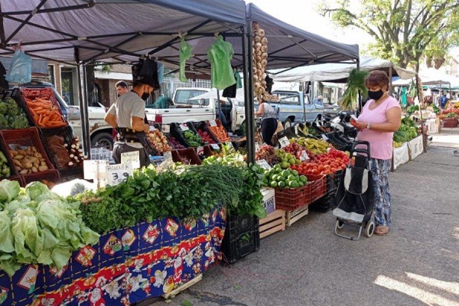 Las Ferias de la Ciudad recorrerán las plazas céntricas durante esta semana