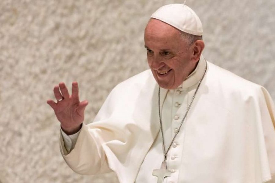 Francisco: Necesitamos medios de comunicación que ayuden a distinguir el bien del mal