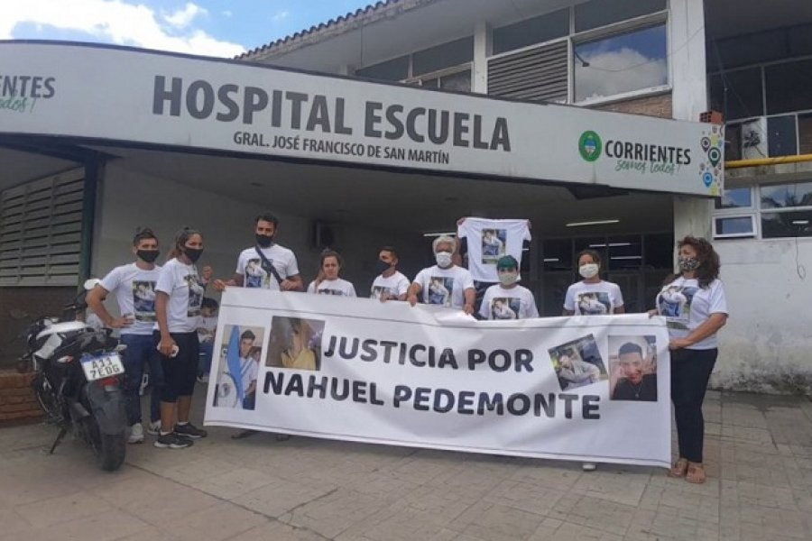 Familiares de Nahuel pide Justicia: Nadie se merece una cosa como esta