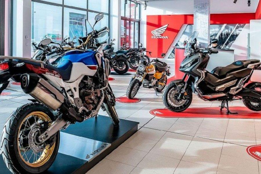 Patentamiento de motos creció 7,2% en enero