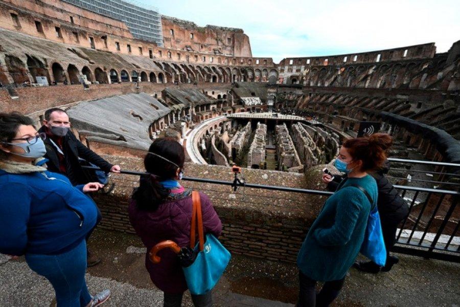 """Italia retoma """"el control de la pandemia"""" y permite algunas reaperturas"""