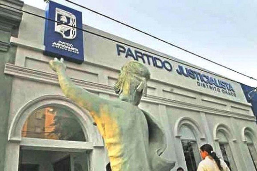 Chaco: Las elecciones internas del partido justicialista serán en 21 de marzo