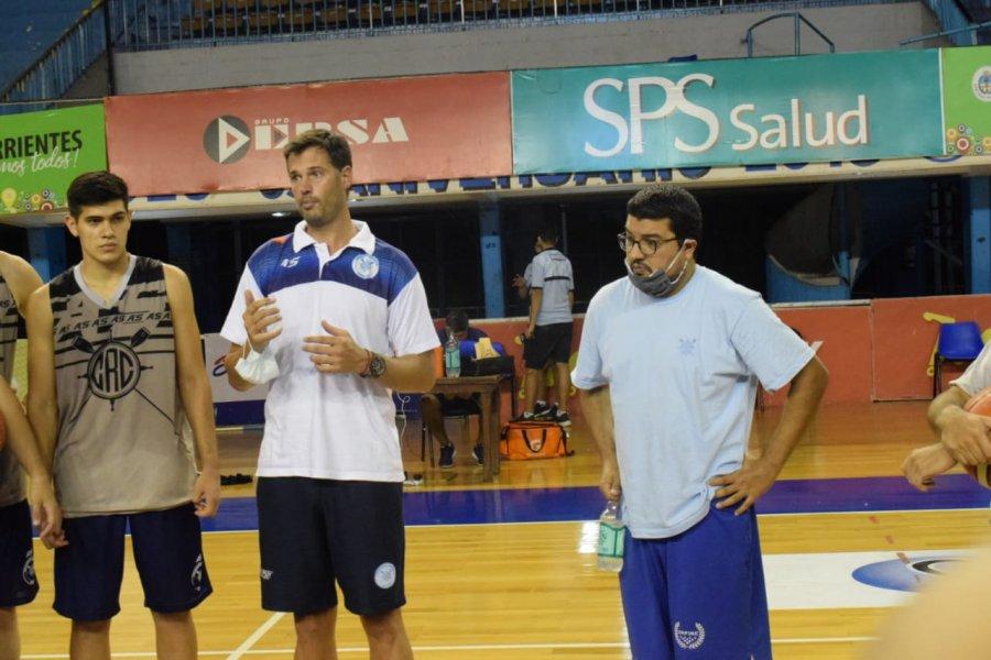 Regatas inició la preparación para el Torneo Federl de Básquetbol