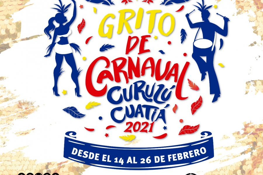 Se viene Grito de Carnaval en Curuzú Cuatiá