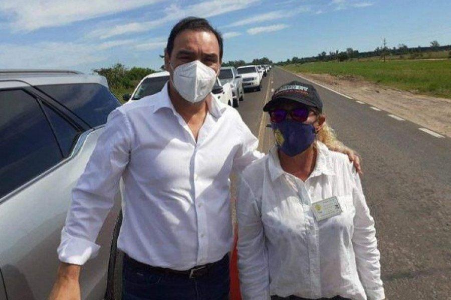 Corrientes: Contrapunto entre un intendente y el gobernador por una foto