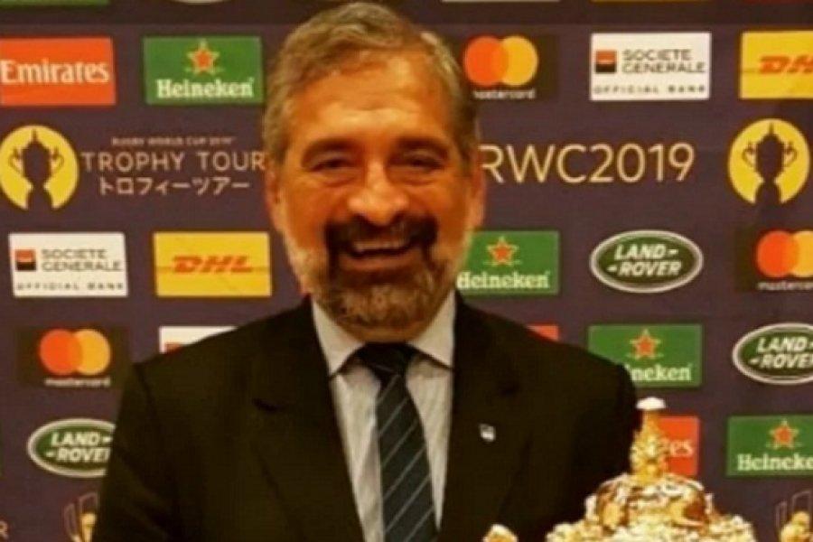 Conmoción en el rugby por la muerte del dirigente de un club