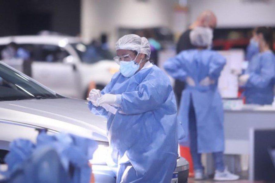 113 muertes y 9.196 nuevos casos de Coronavirus en Argentina