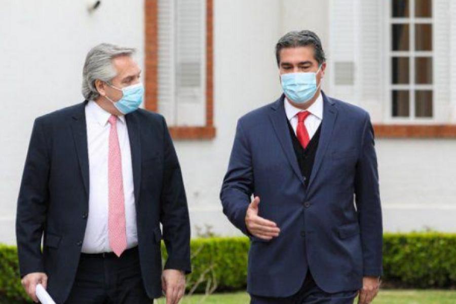 Visita de Alberto Fernández a Yapeyú será anunciada por Capitanich