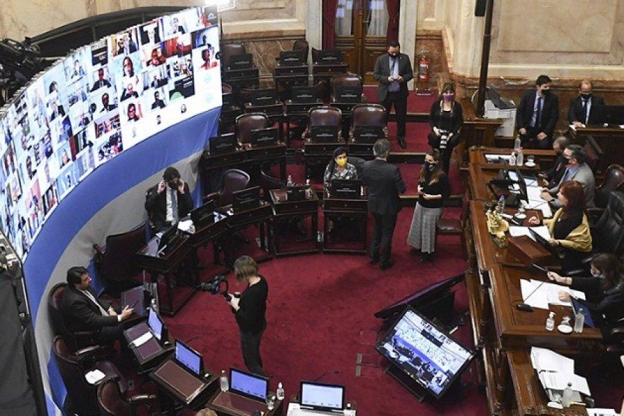 El Senado abre las extraordinarias con Defensa de la Competencia y acuerdos previos