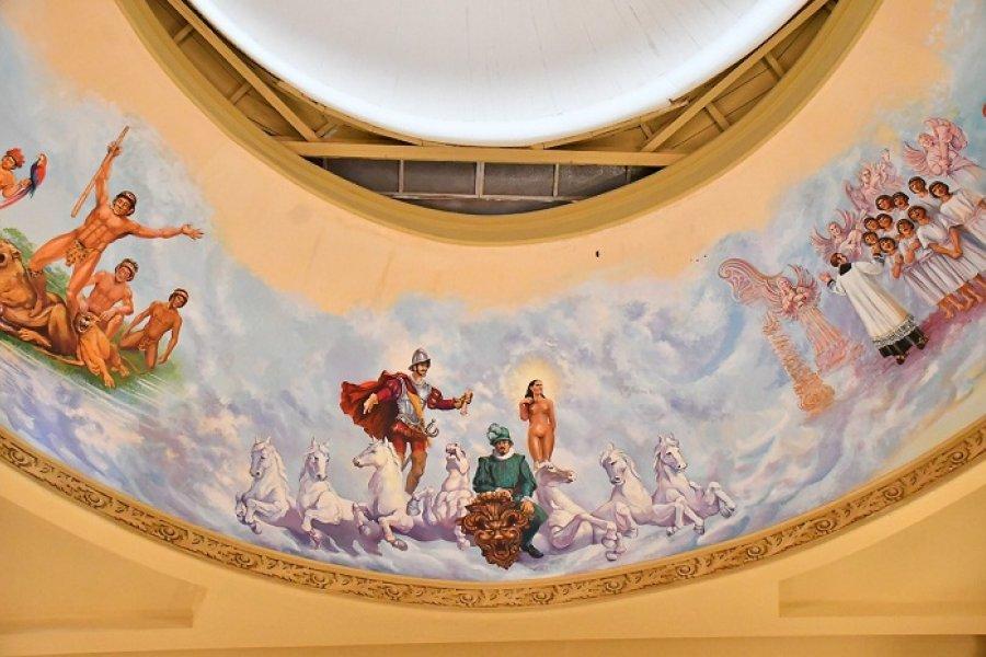 Provincia dio inició a las obras de restauración y refuncionalización del Teatro Vera