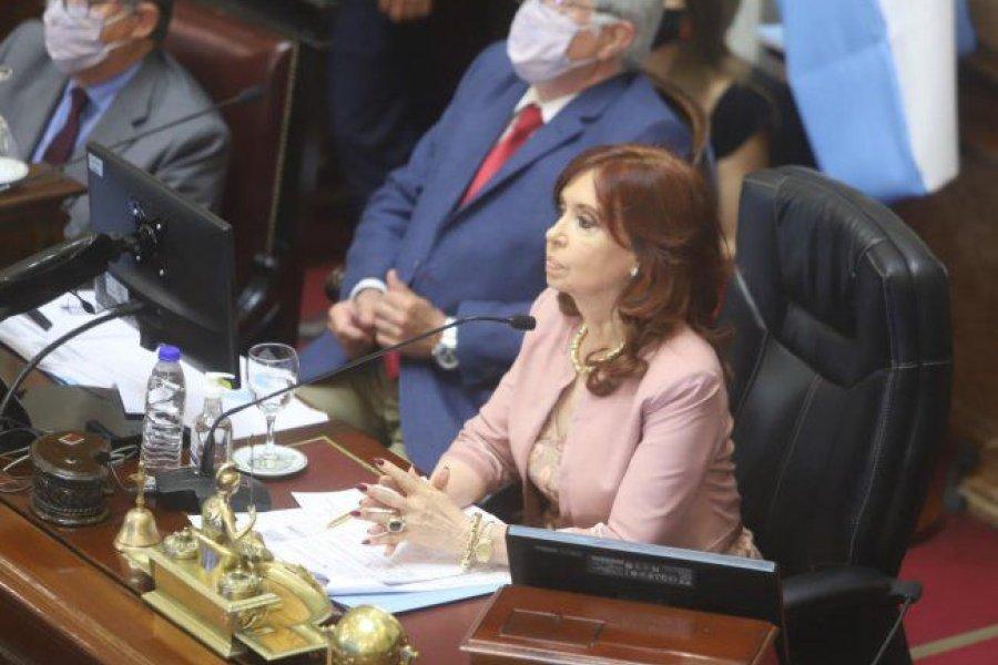 El Senado aprobó el pliego de Ramos Padilla al juzgado Federal de La Plata