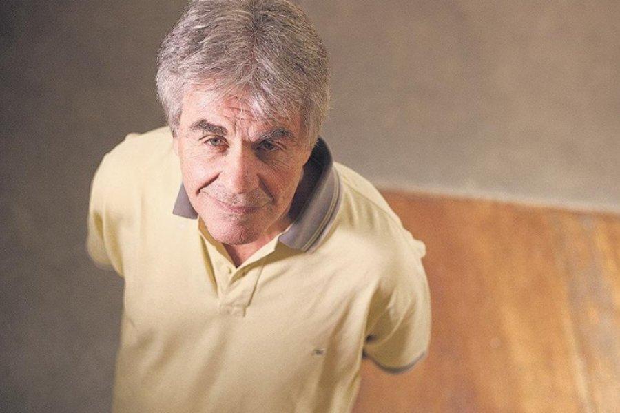 Raúl Rizzo está en terapia intensiva por coronavirus