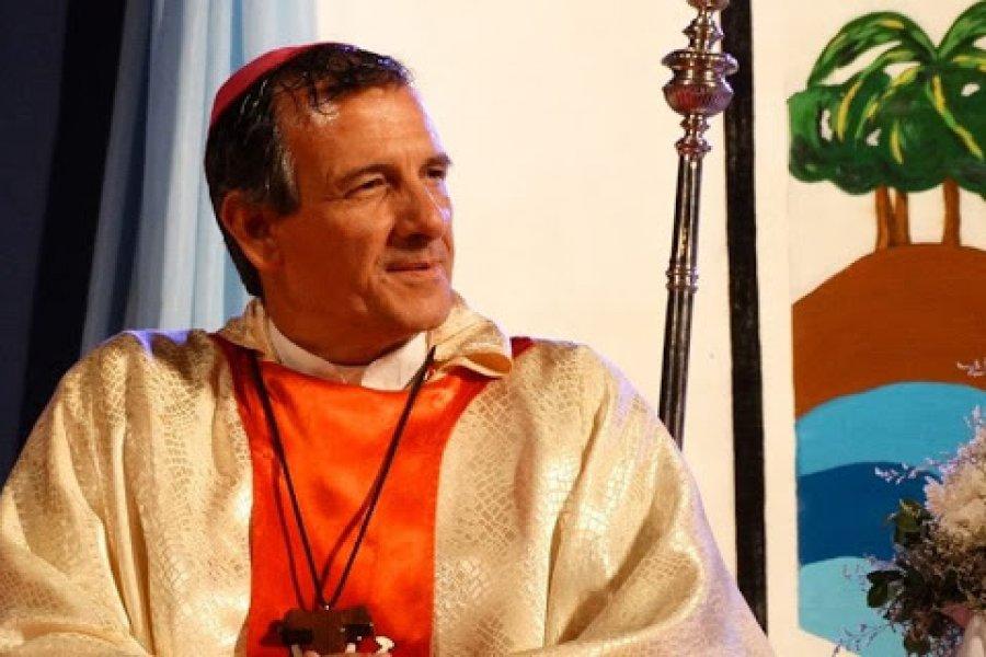 Monseñor Canecin: En la fraternidad estamos todos invitados a ser protagonistas
