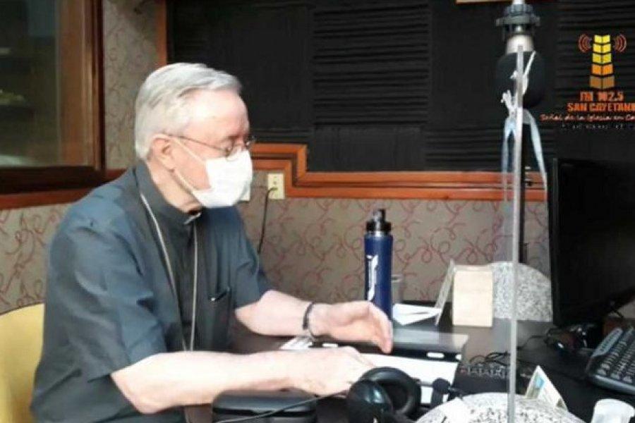 Monseñor Stanovnik: Fraternidad humana, una jornada para tomar conciencia