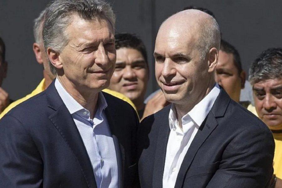 Piden que Macri y Larreta sean citados a declarar por el incendio de Iron Mountain