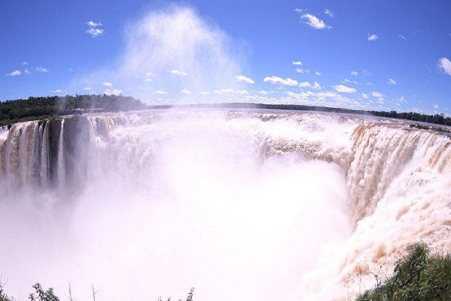 El turismo crece en el Parque Nacional Iguazú pese a la pandemia