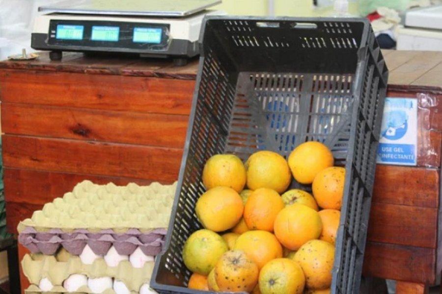 Crece la cotización de las naranjas correntinas después de la sequía del 2020