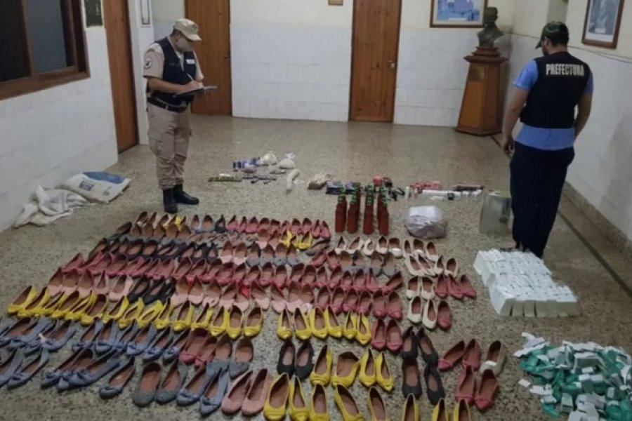 Frenaron una maniobra de contrabando de Brasil a Corrientes