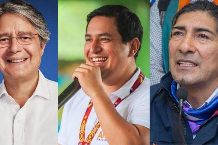 Ecuador: cerraron mesas y se esperan los primeros resultados