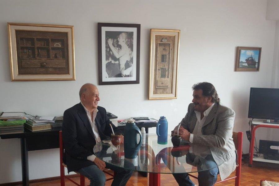 El Cónsul General Argentino en Paraguay reafirmó el proyecto Caran para Corrientes