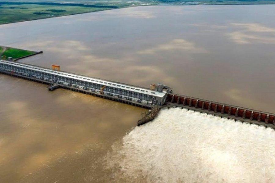 Record Histórico de generación en la Central Hidroeléctrica Yacyretá