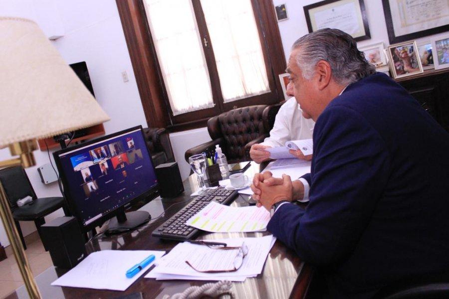 Presentaron proyecto de Ley Provincial Oncopediátrica con el apoyo de ONG
