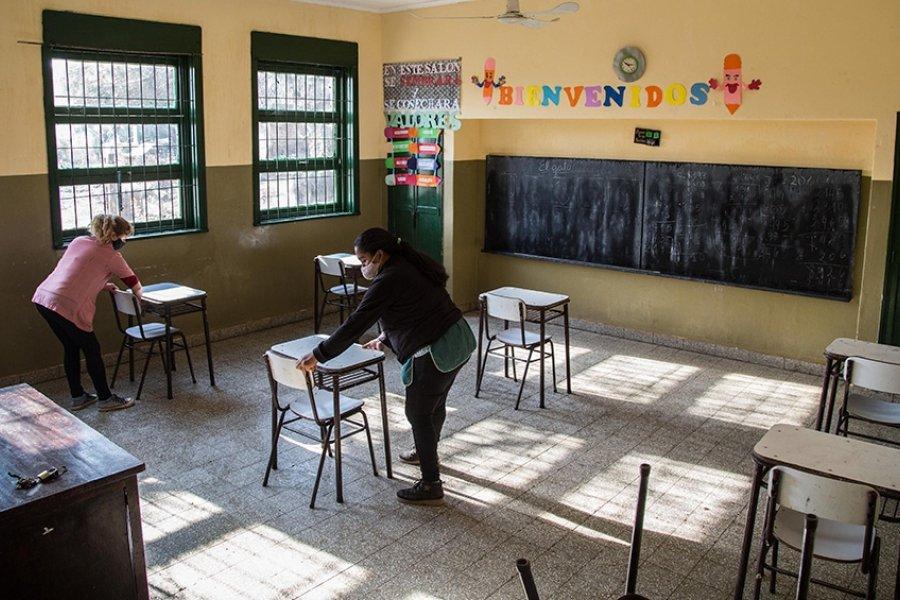 Cómo se prepara cada provincia para la vuelta a clases en las escuelas