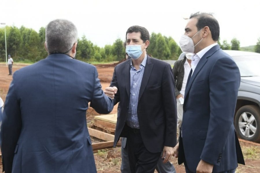 Wado de Pedro se reunirá con Valdés para avanzar con el Plan de Desarrollo Federal