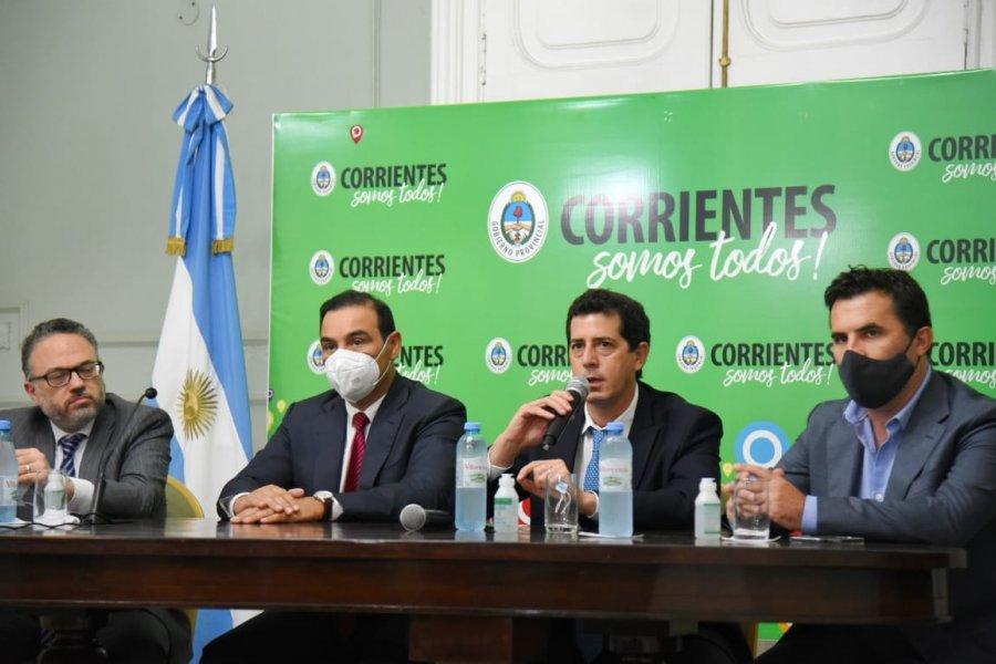 Ministros de Nación comprometieron financiamiento para el desarrollo de Corrientes