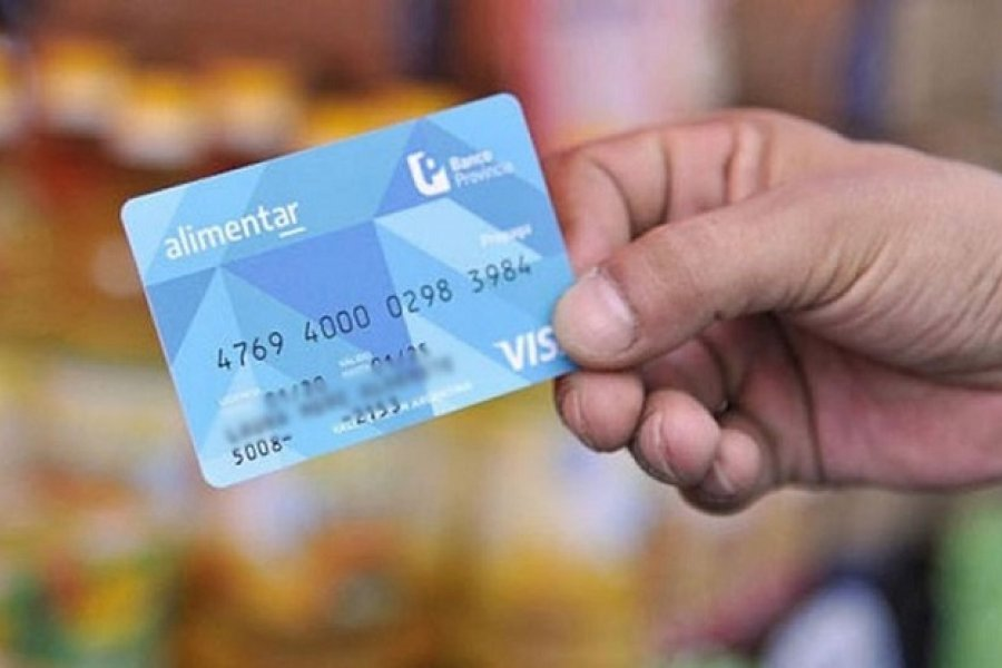 Tarjeta Alimentar: Conozca el cronograma de acreditación