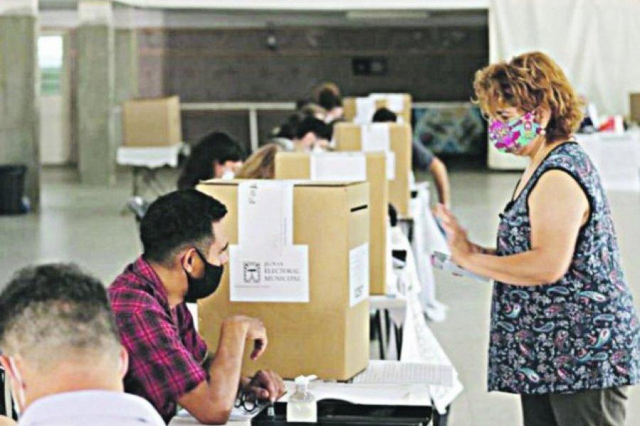 Desafío: Provincias aceleran los protocolos para votar en pandemia