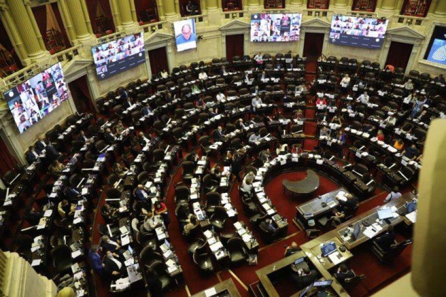 Diputados convirtió en ley el proyecto de Fortalecimiento y Sostenibilidad de la deuda pública