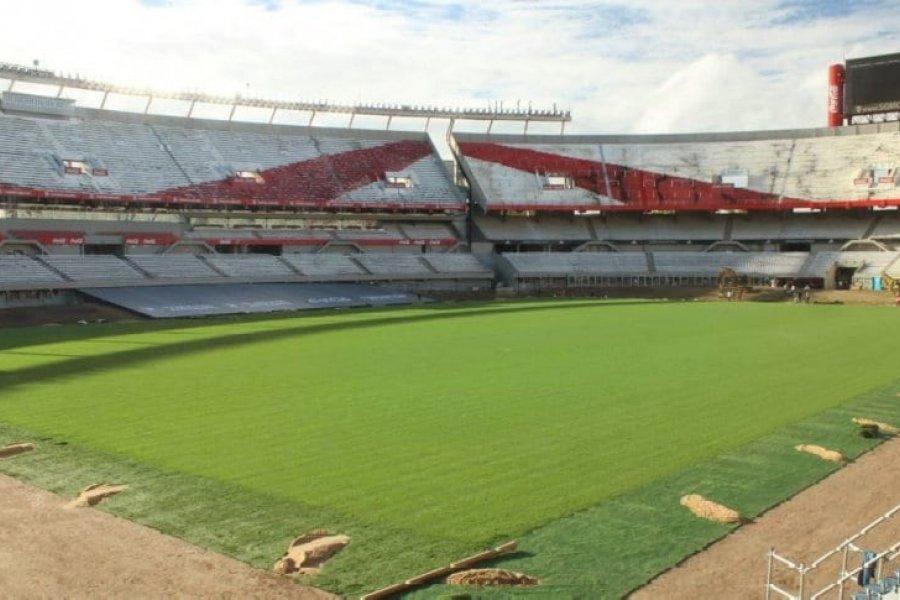 Se confirmó la segunda fecha: River vuelve al Monumental el sábado