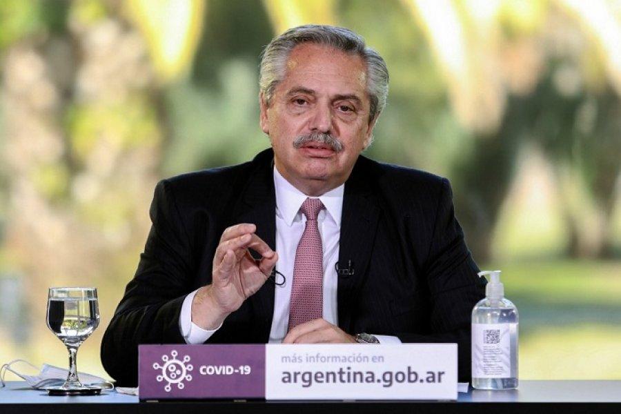 El presidente Alberto Fernández suspendió su visita a Corrientes