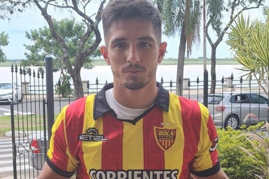Boca Unidos sumó a Oliva pero se fue Fabro