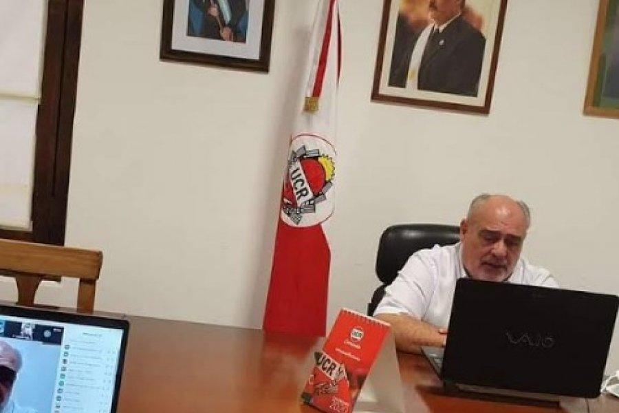 Colombi alertó a la militancia a no creer que las elecciones ya están ganadas