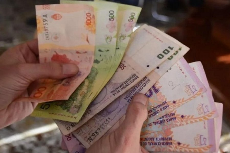 Provincia finaliza el pago del Plus Unificado a trabajadores estatales