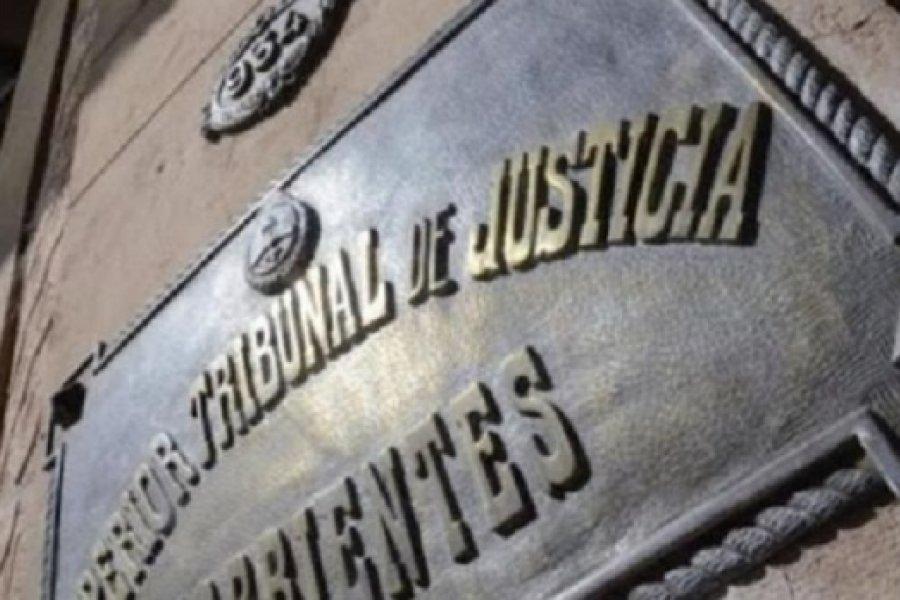 Covid en tribunales correntinos y trabajo en burbuja sanitaria