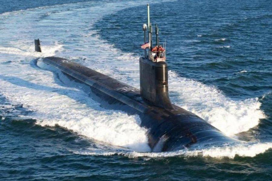 Submarino nuclear de EEUU: Gobernador de Tierra del Fuego advierte sobre maniobras amenazantes