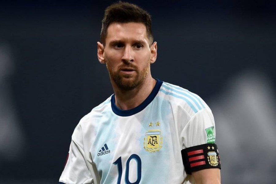Lionel Messi, elegido el mejor deportista argentino de la década
