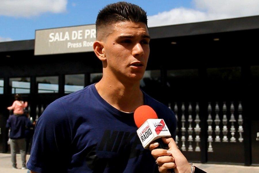 El correntino Aguirre jugará para Godoy Cruz