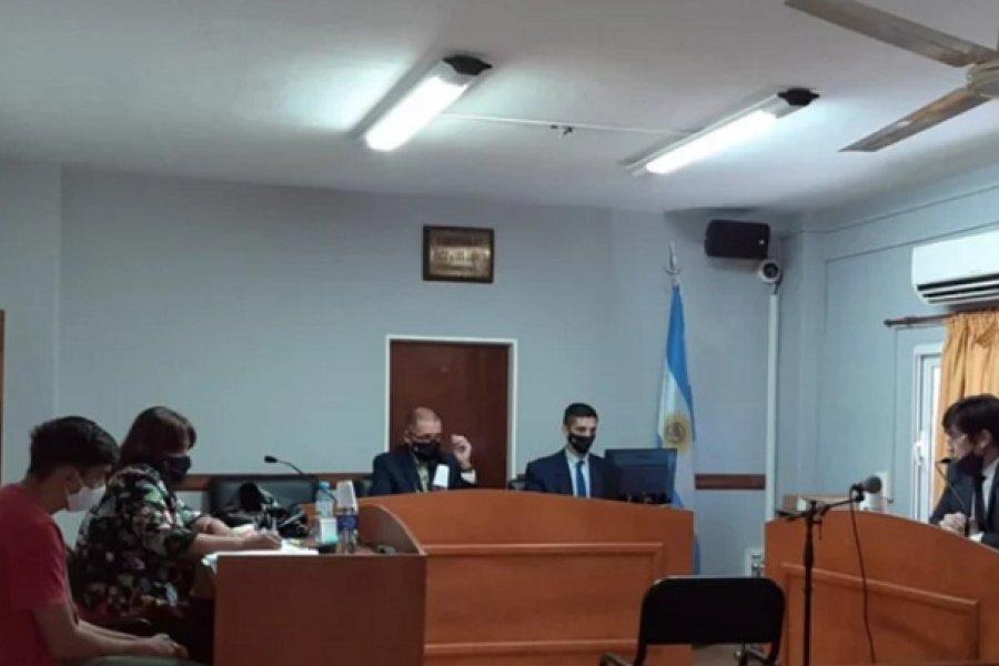 Primera condena bajo el nuevo Código Procesal Penal