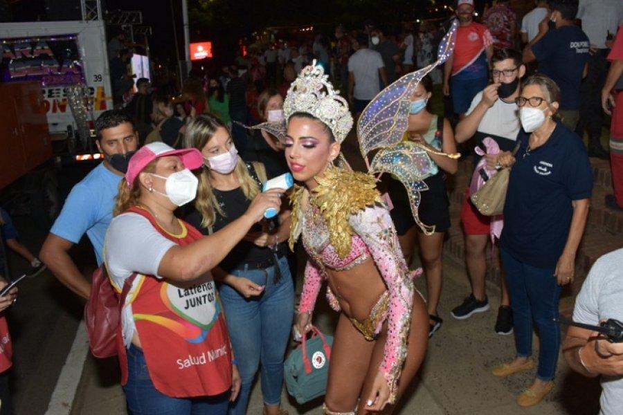 Carnaval en pandemia: Ará Berá festejó sus 60 años con una colorida caravana