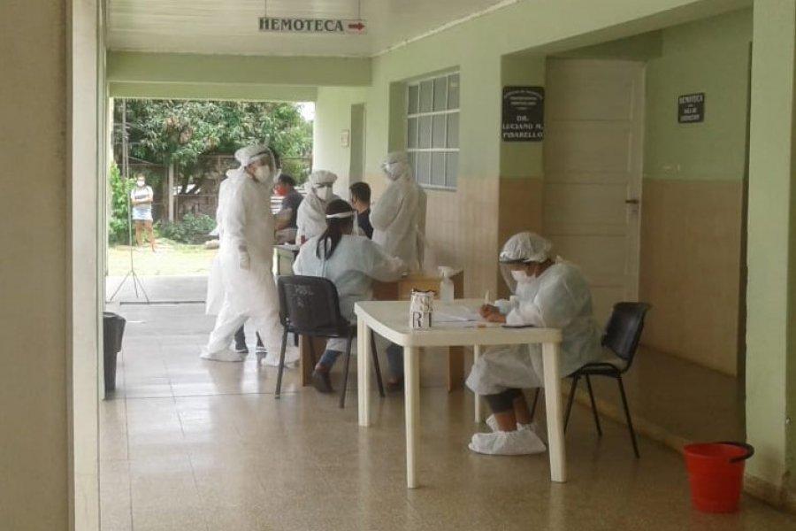 Brote en Santa Lucía: 37 nuevos positivos y ya son 60 los activos