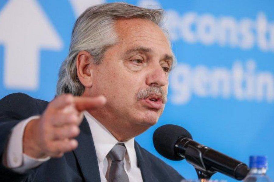 """Alberto Fernández: """"Es imperioso abordar cambios en la Justicia"""""""